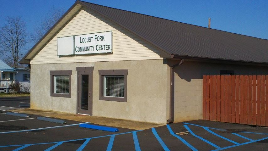 Locust Fork Community Center Building